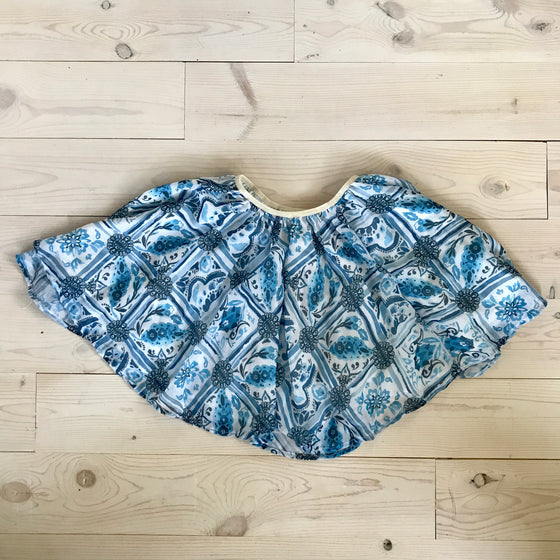 NADIA SKIRT (BLUE) Spring Sample 16' - Size 12