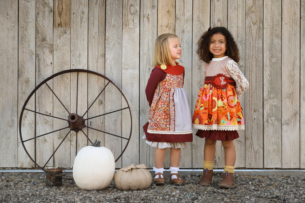 Kassidy Tunic - Fall Festival SZ % SAMPLE