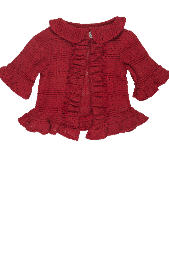 Stella Jacket - Red