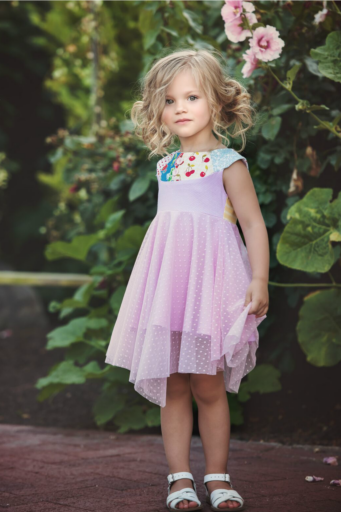 AUDREY ANN DRESS - Size 3 sample