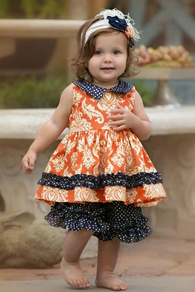 Baby Doll Dress- Sample