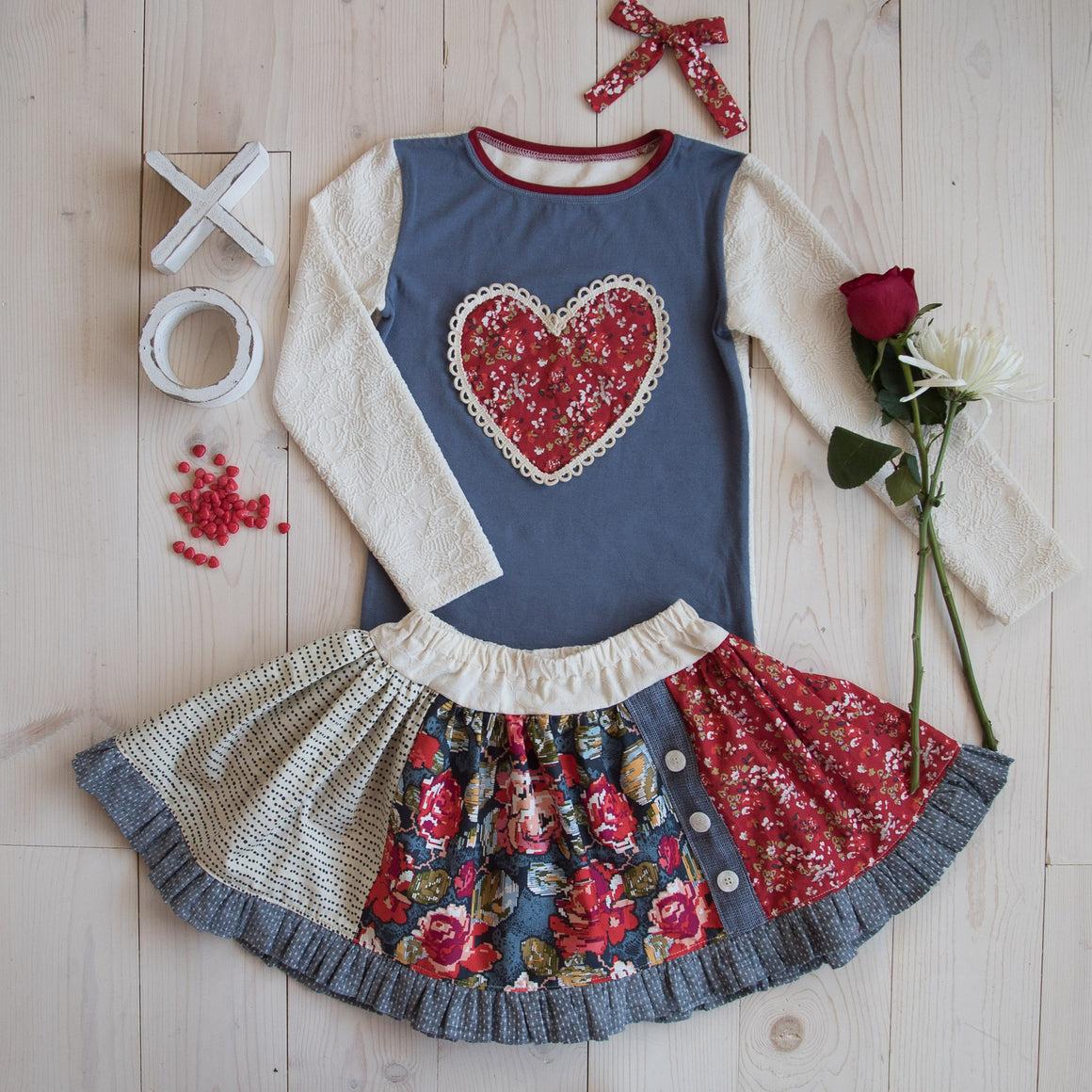 Heart Aspyn Top