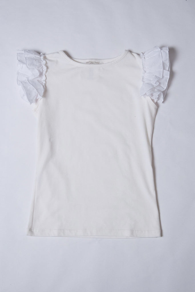 Everly Top - Ivory