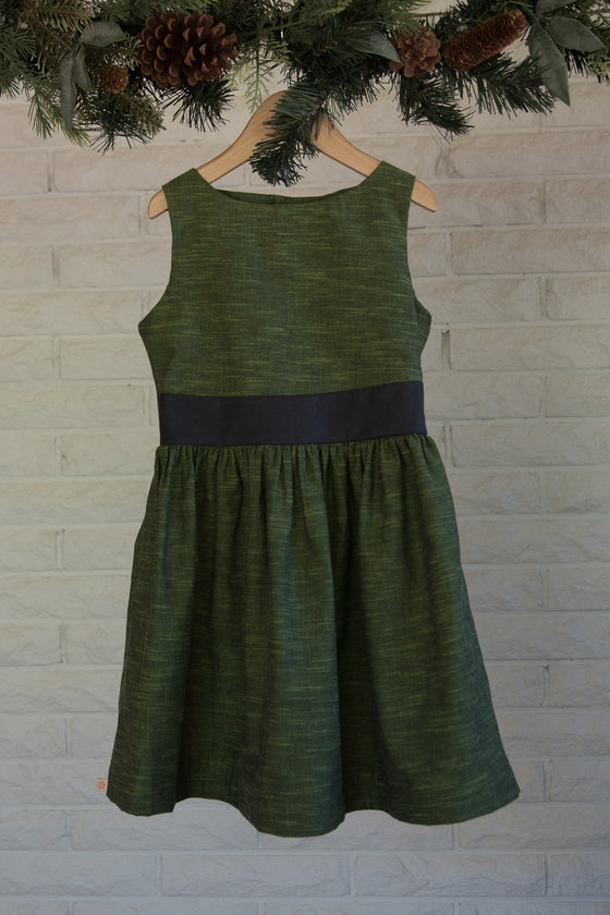 Kate Dress - Forest
