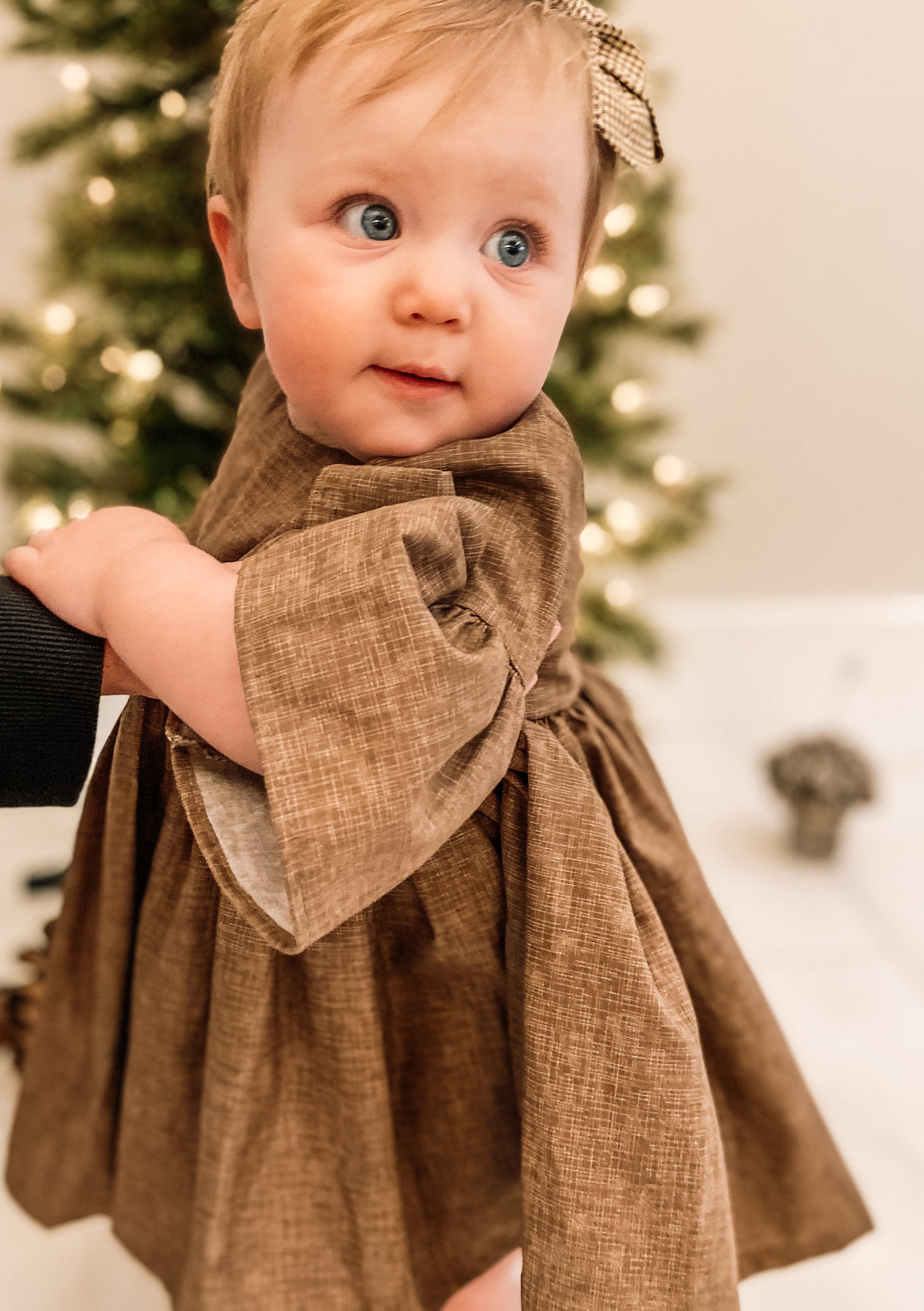 Oaklyn Dress Gingersnap
