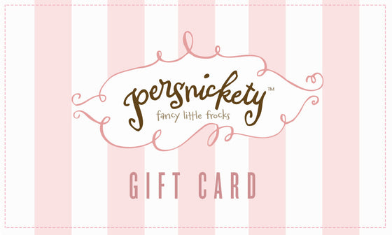 Persnickety Gift Card
