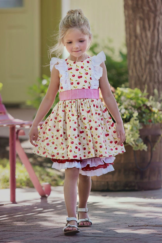 HOPSCOTCH DRESS - Size 5
