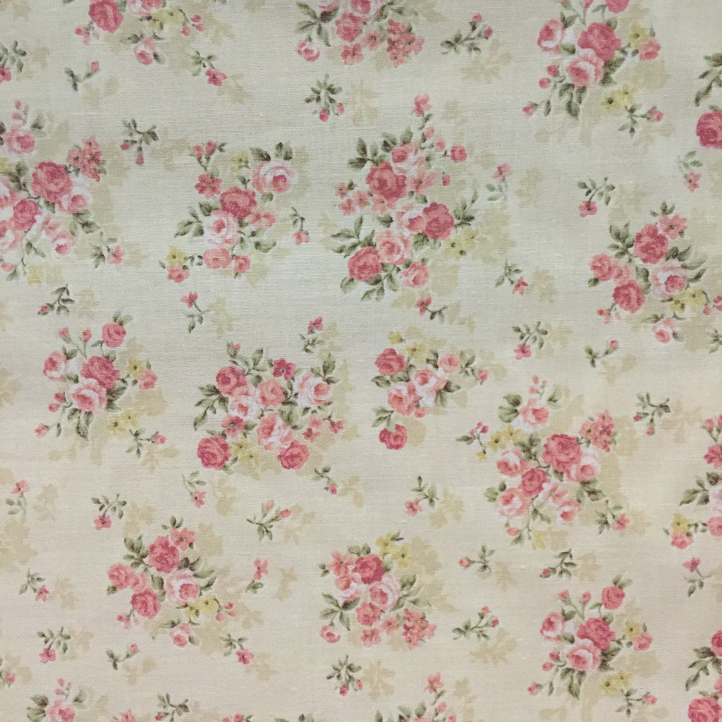 Mary Rose - Grace - Cream Tiny Roses