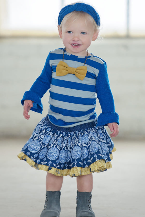 LILY SKIRT LAYETTE