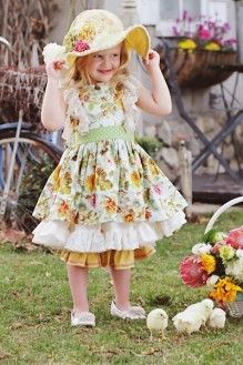 Hopscotch  Love Collection Dress - size 2