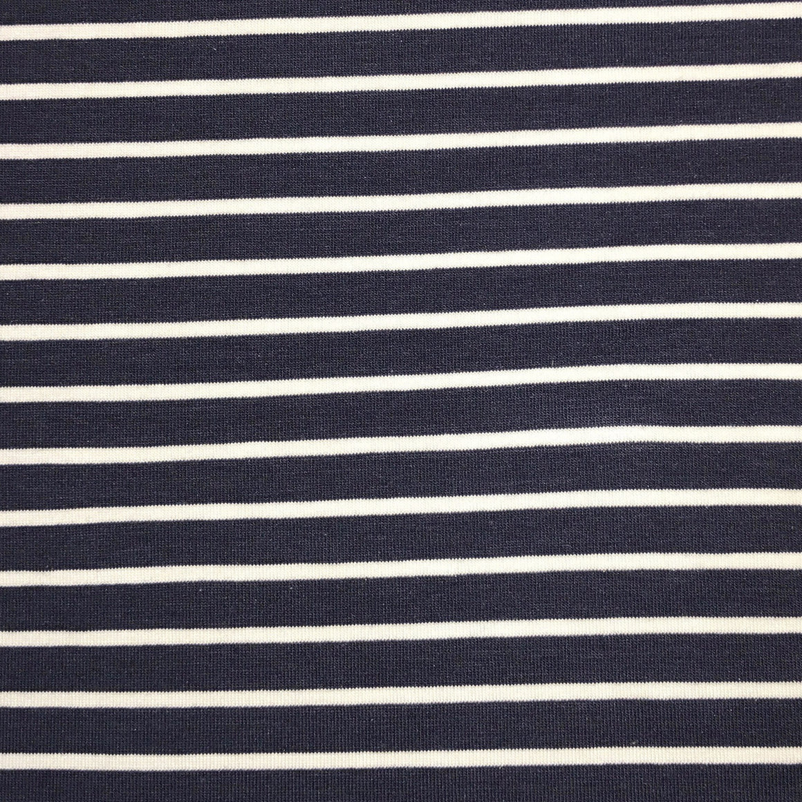 Small Navy Stripe Knit -