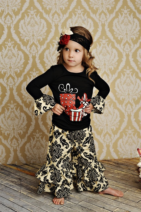 Angel Top Black - 12m
