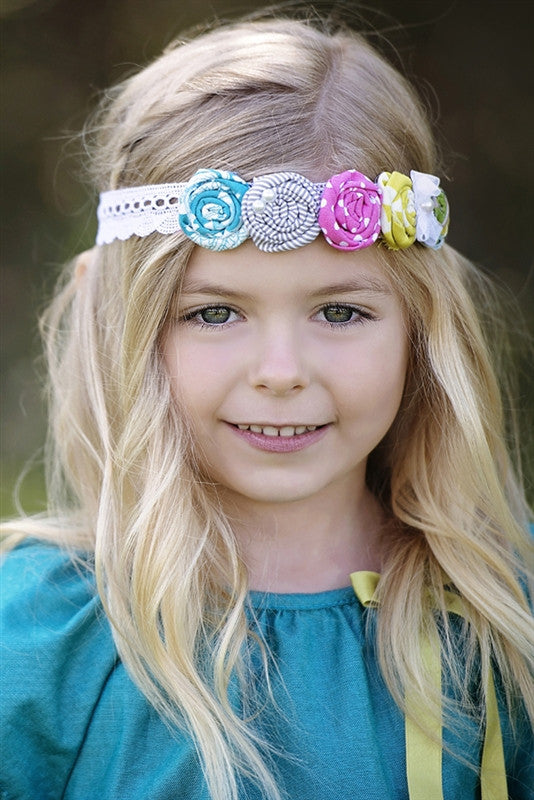 Goldilocks Headband