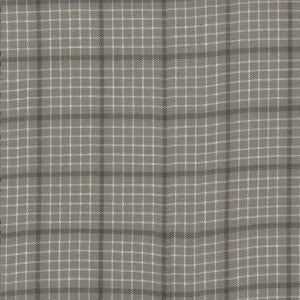 Gray Plaid -