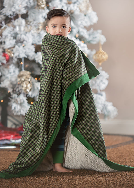 Evergreen Blanket
