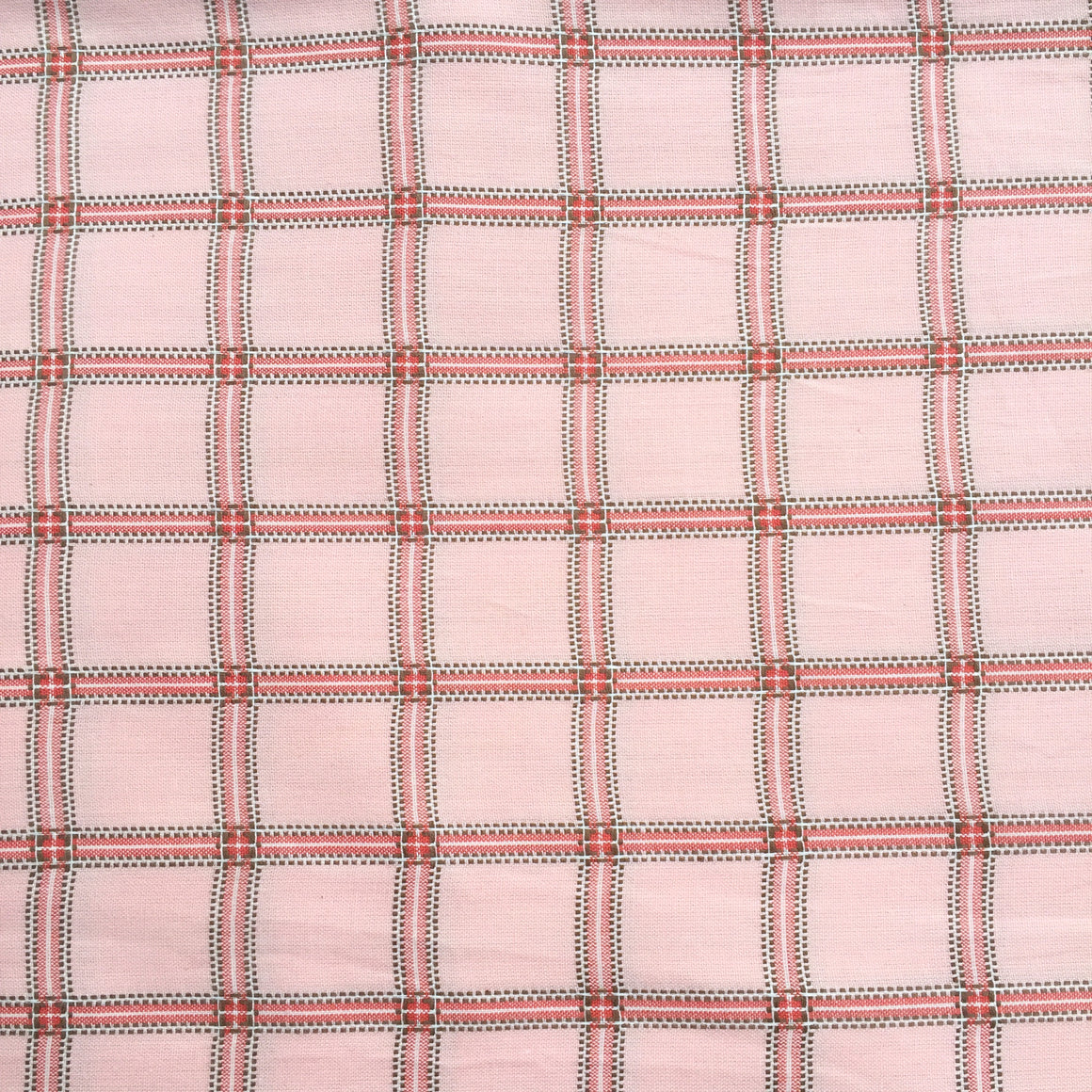 3 Sisters - Aster Manor - Summerset Pink Plaid