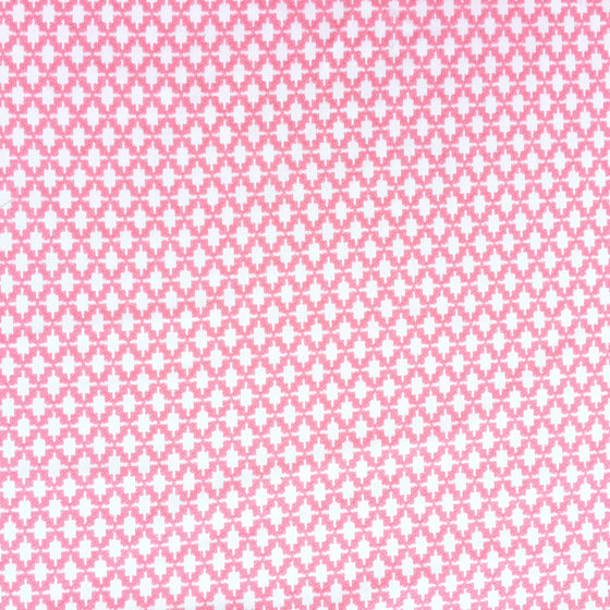 Persnickety Pink Brocade Fabric