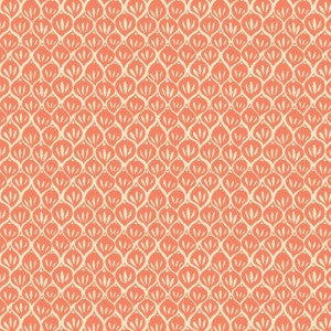 Pine Stickers in Pink - 3 yard minimum (F4)
