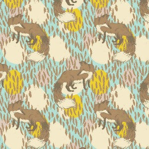 Playful Fox - 3 yard minimum (C)