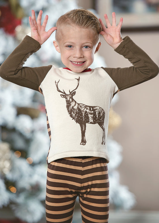 Prancer Pajamas