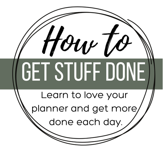 How to Get Stuff Done - An Online Course