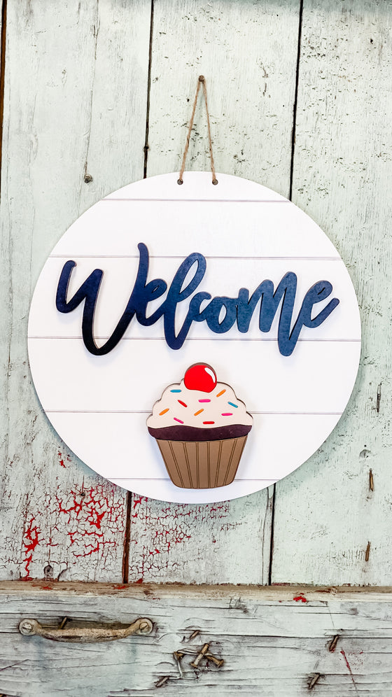 Cupcake | Interchangeable Pieces