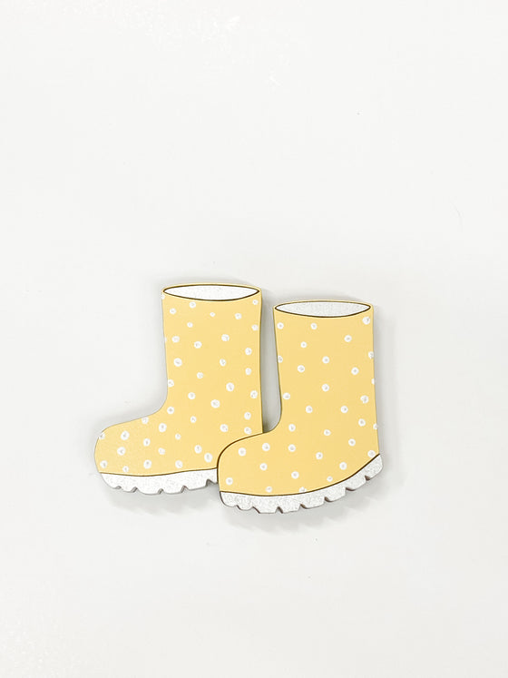 Rain boots | Interchangeable Pieces