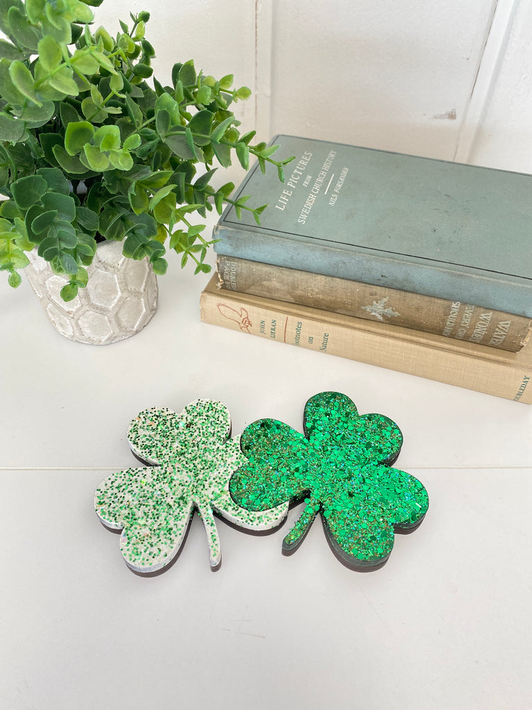 Shamrocks | Interchangeable Pieces