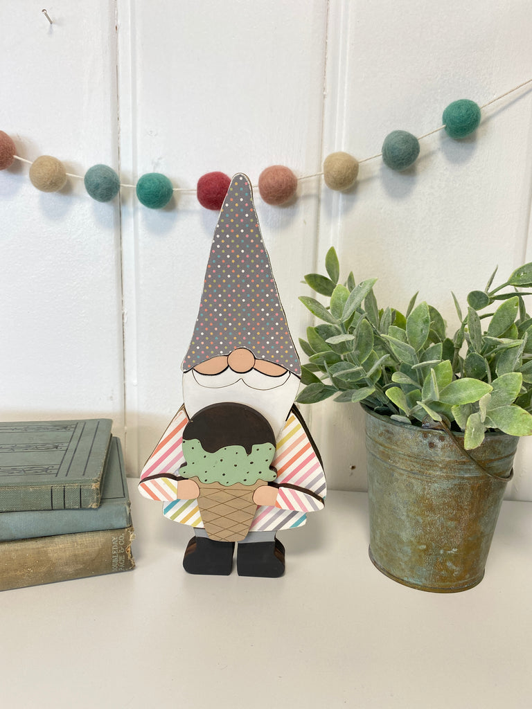 DIY Gnome Outfit | Ice Cream Cone