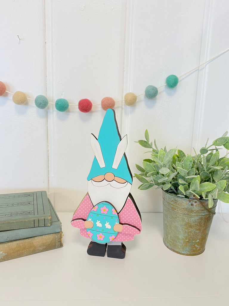 DIY Gnome Outfit | Easter Bunny