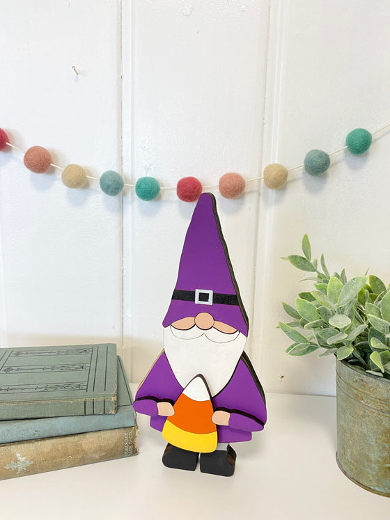 DIY Gnome Outfit | Candy Corn