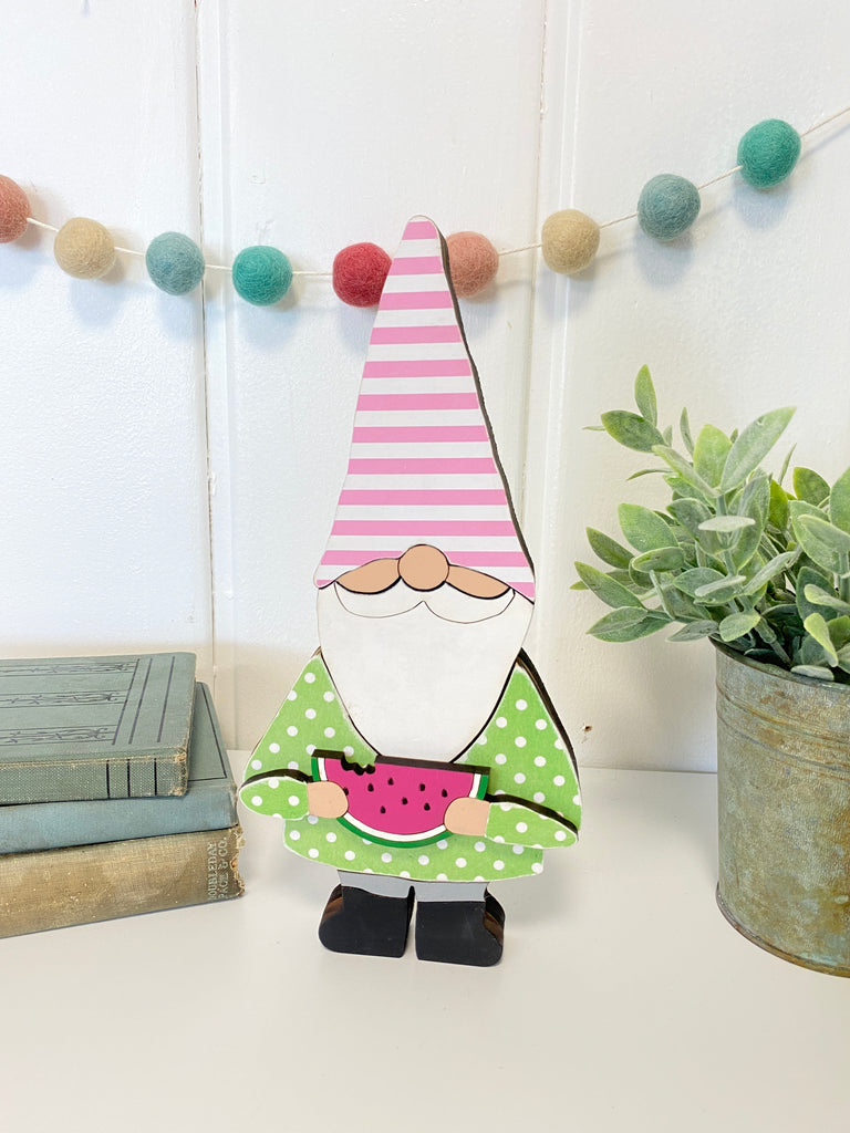 DIY Gnome Outfit | Watermelon