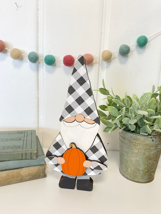 DIY Gnome Outfit | Pumpkin