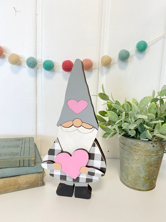 DIY Gnome Outfit | Valentines Day