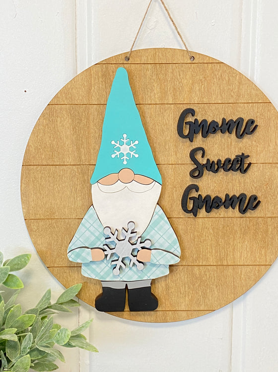 DIY Gnome Outfit | Snowflake
