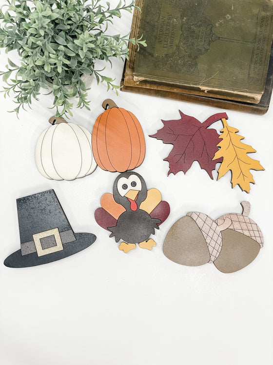 Fall Bundle | Interchangeable Pieces