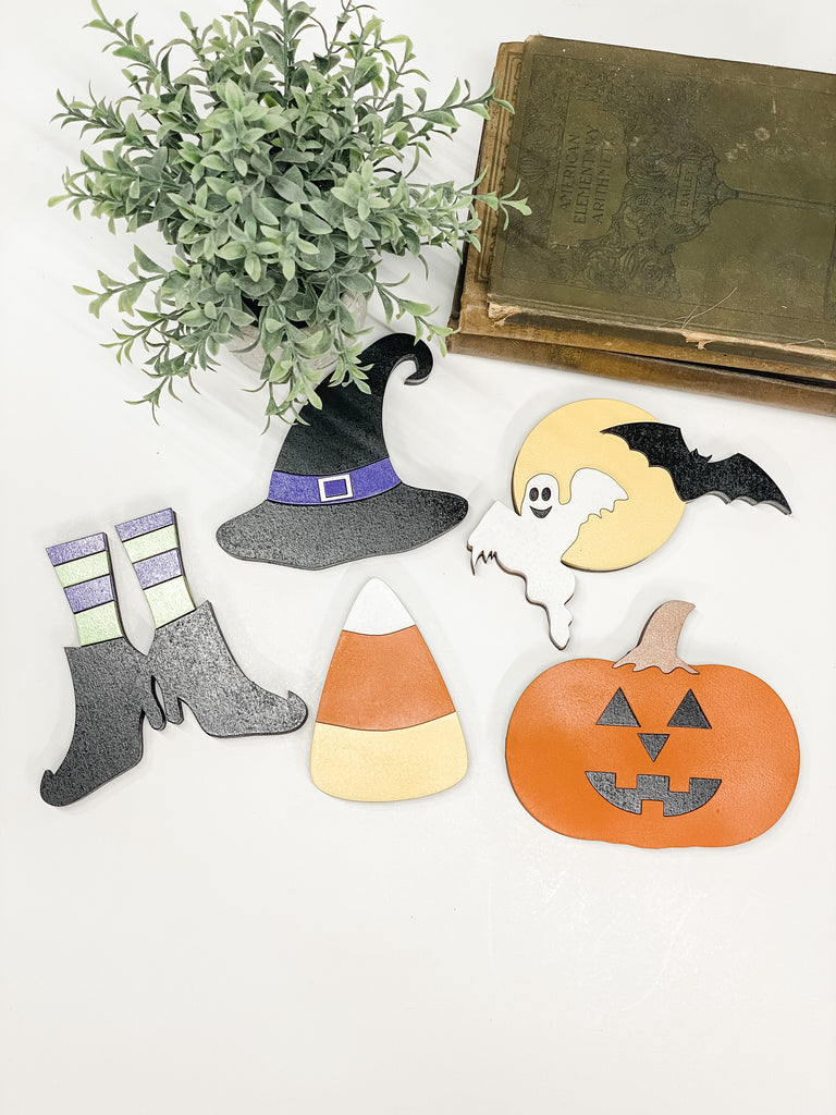 Halloween Bundle | Interchangeable Pieces