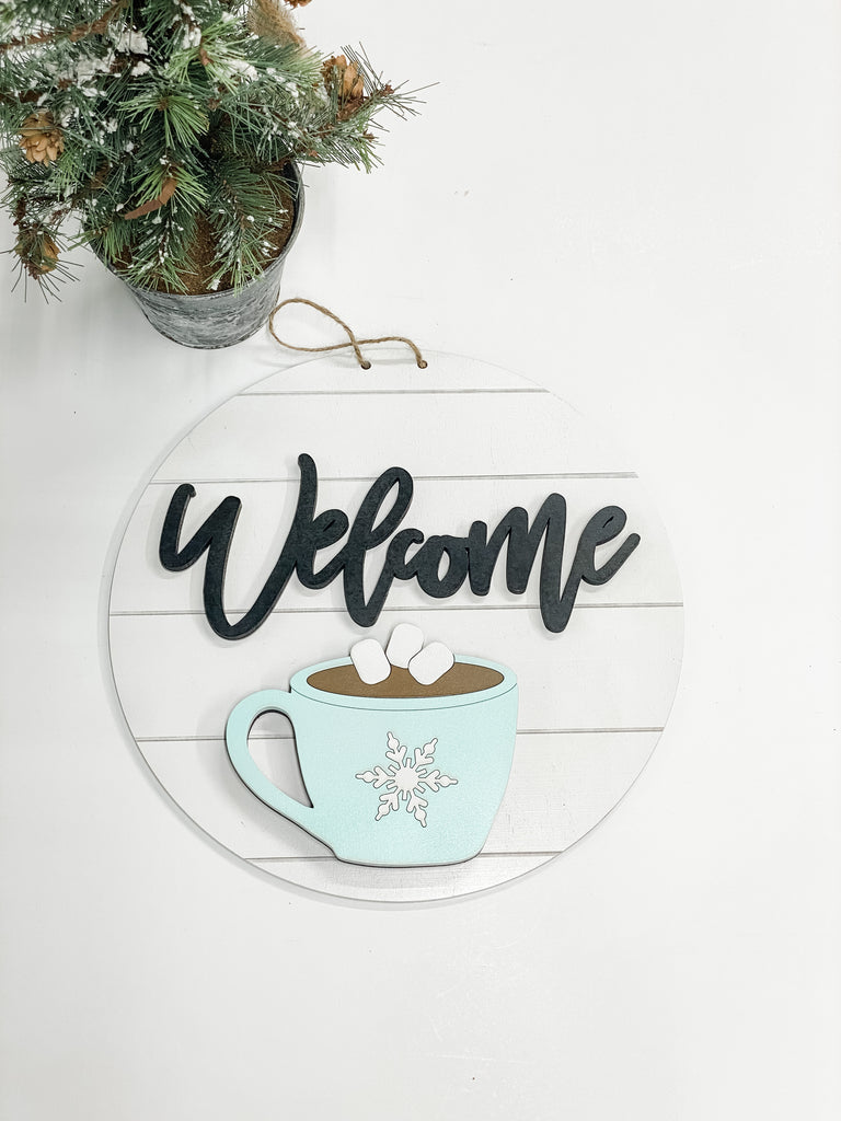 Hot Cocoa Mug | Interchangeable Pieces