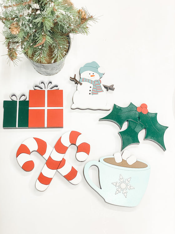 Christmas Bundle | Interchangeable Pieces