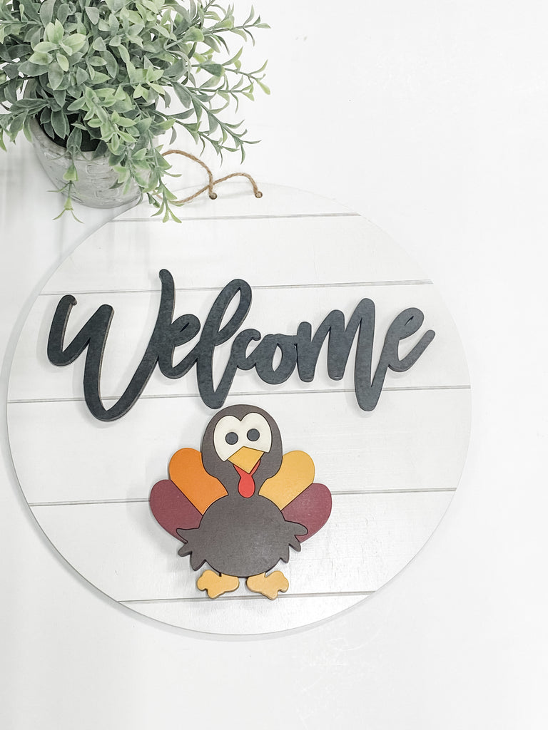 Turkey DIY Kit  | Interchangeable Pieces