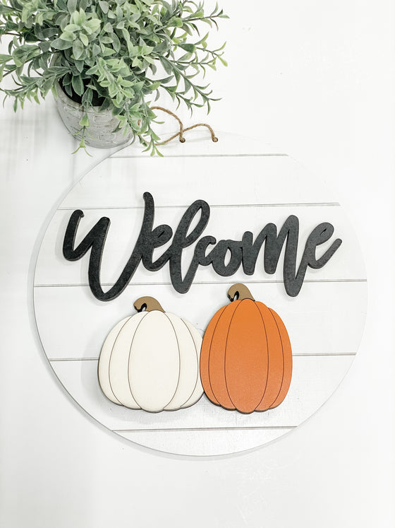Pumpkins DIY Kit  | Interchangeable Pieces