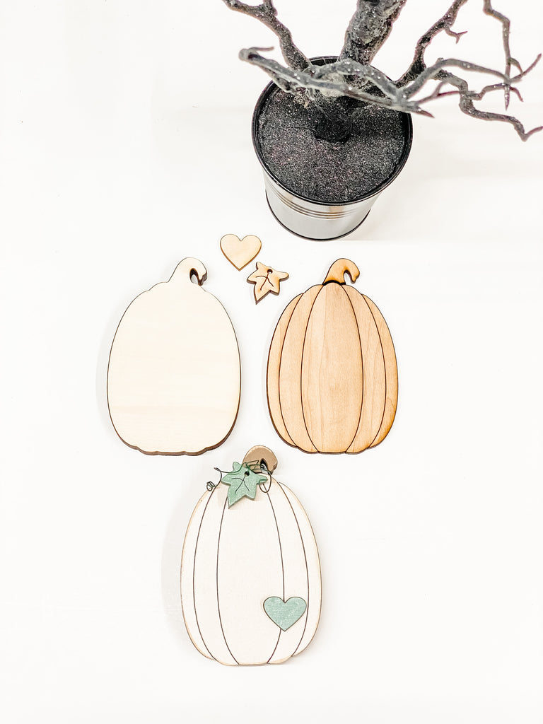 DIY Pumpkin Kit- Small | Tall