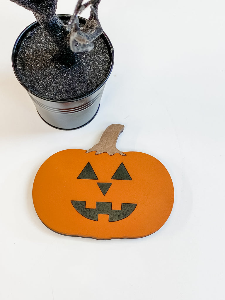 Jack-o-lantern DIY Kit  | Interchangeable Pieces
