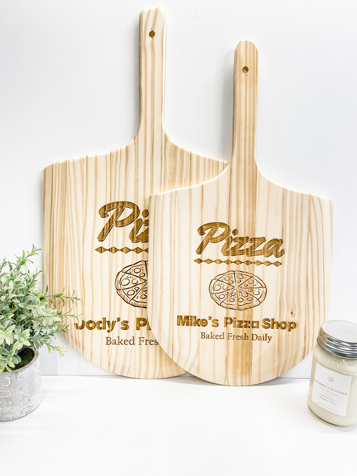 Personalized Pizza Board