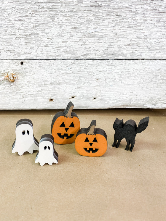 Halloween DIY Kits| Add on pieces-Unfinished