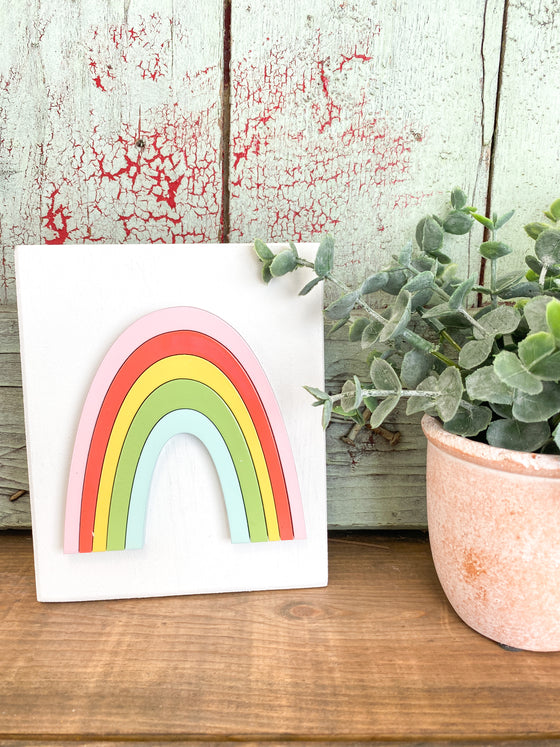DIY Kits | Rainbow 5 x 6