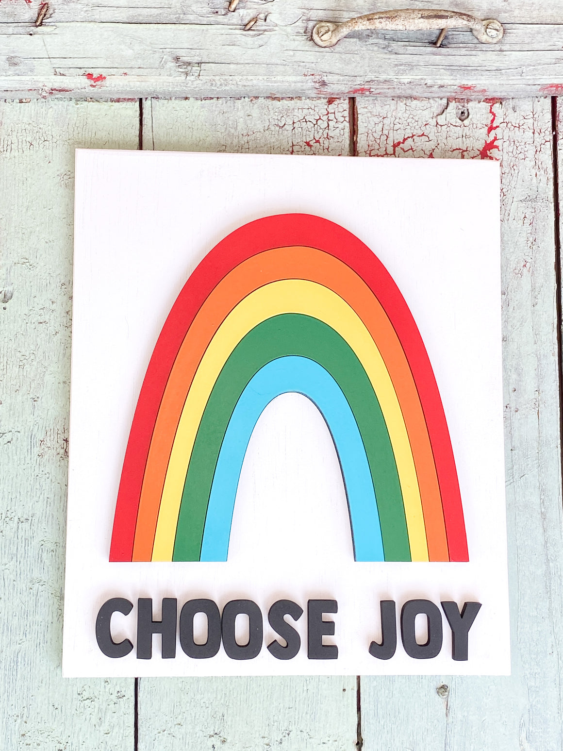 DIY Kits | Rainbow 10 x 12