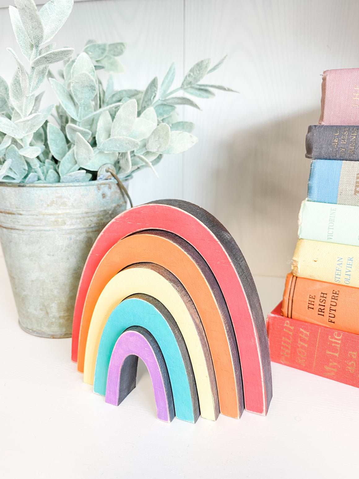 DIY Kits | Stacking Rainbow  5 x 5
