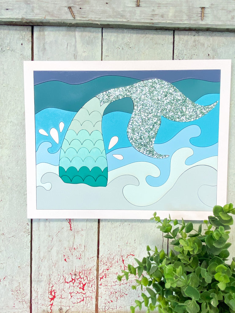 DIY Kits | Mermaid Tail