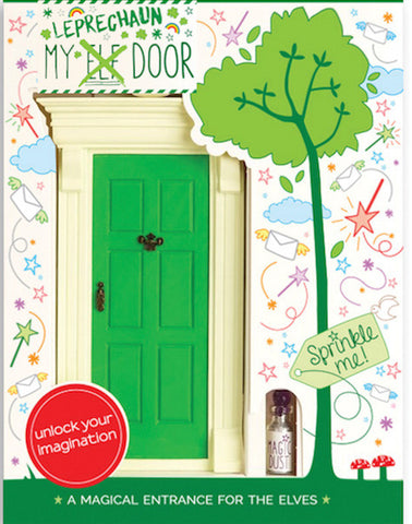 My Leprechaun Door - The Magic Door Store - 1